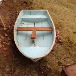 SS Minnow the Dinghy