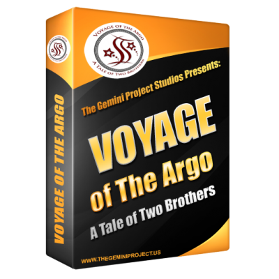 "Pre-Order Today for ""Voyage of the Argo"" Box Set"